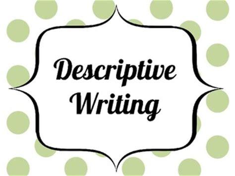 O level descriptive essay samples